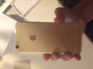 iPhone 6 16GB Gold - 9