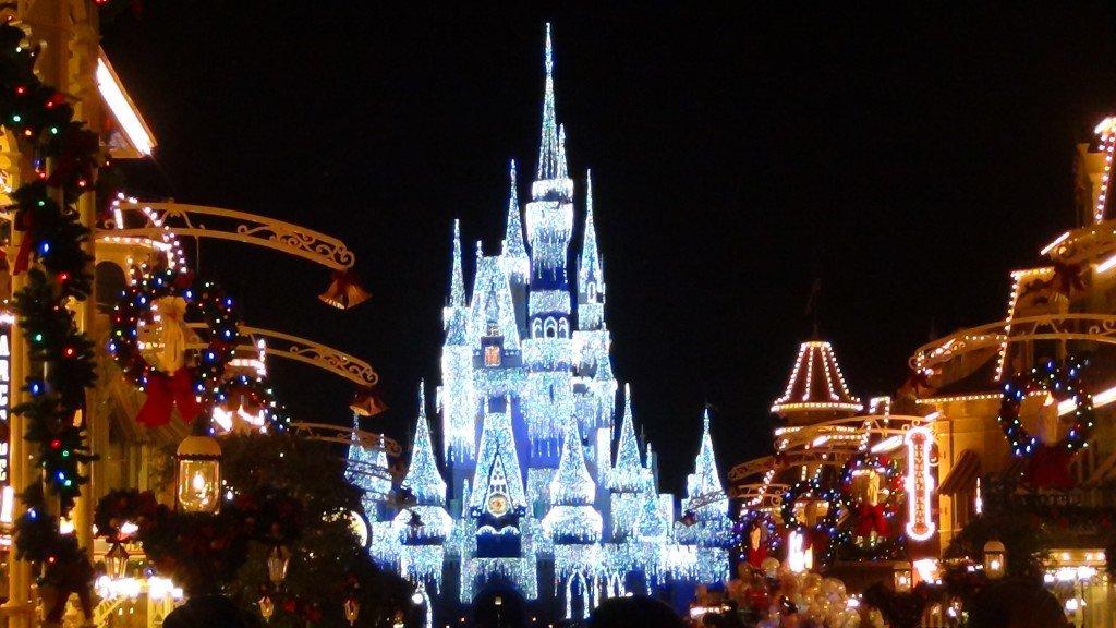 Disney Magic Kingdom by Clark Chen